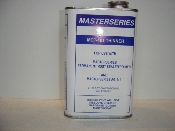 MasterSeries- Thinner-$13.95 1 Quart